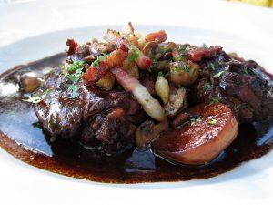 restaurant la roque gageac coq-au-vin